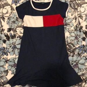 A girl tommy Hilfiger dress
